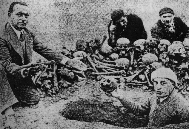 Арменски геноцис
