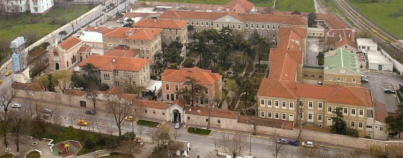 Арменска болница Сурп Пъргич в Истанбул