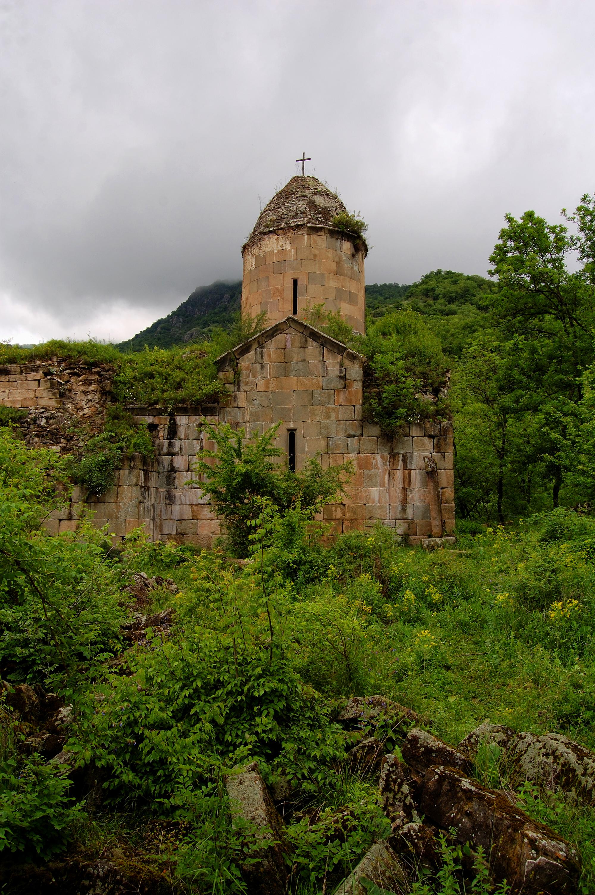 Araqeloc_Monastery_in_the_Tavush_Province_of_Armenia