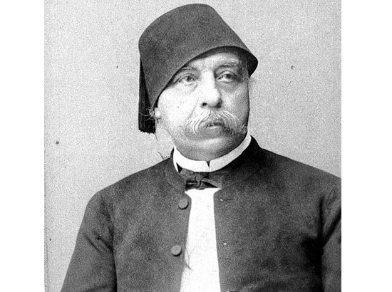 Нубар паша