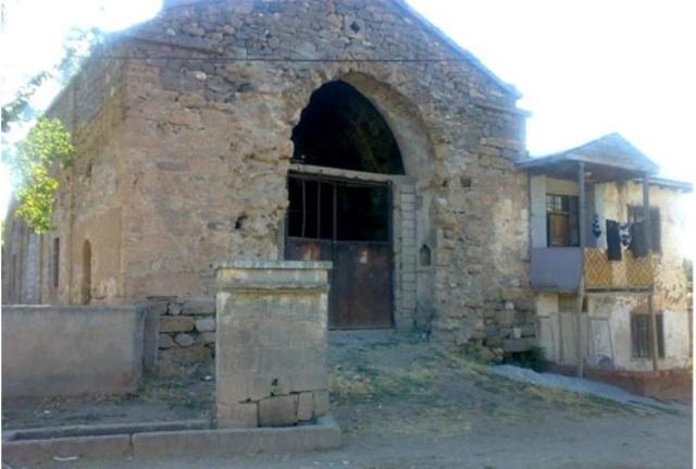 Арменска църква Св. Богородица