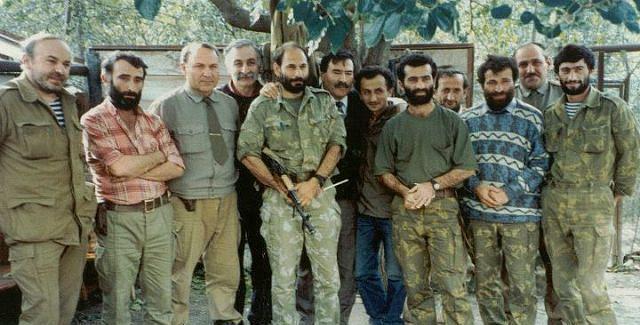Арменски доброволци в Планински Карабах