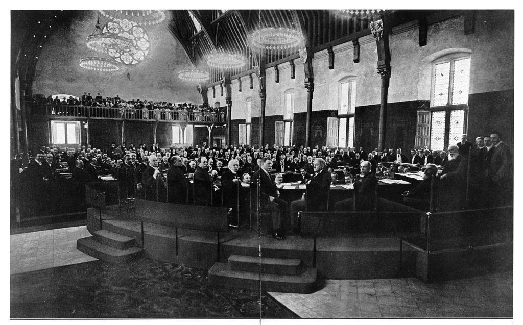 II Международна мирна конференция в Хага